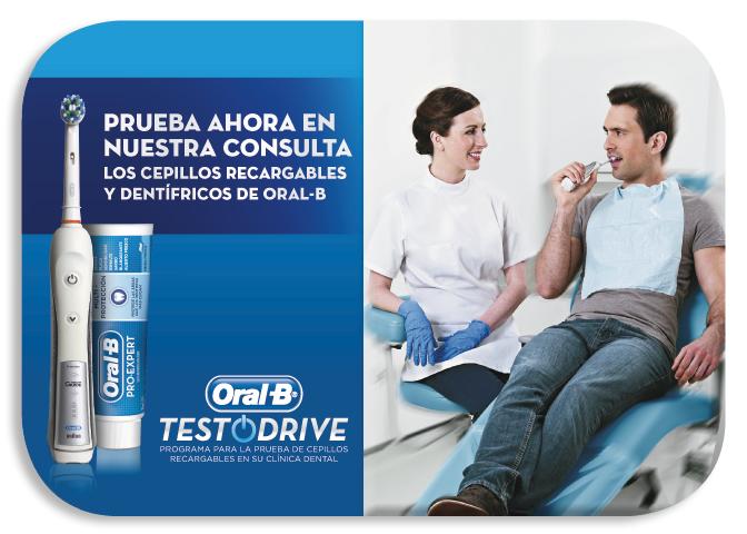 Oral-b-test-drive